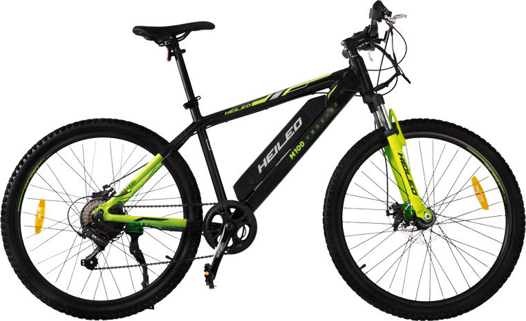 Electric Bicycle India