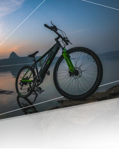 Best Electric Bicycle In India